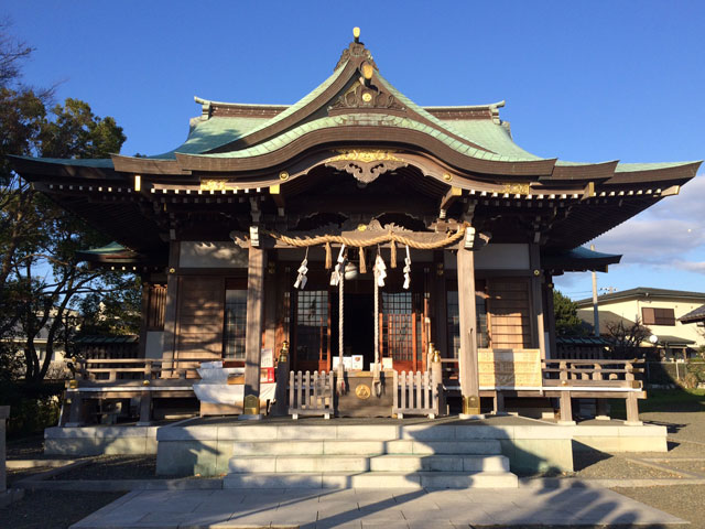Ryukomyo Shrine